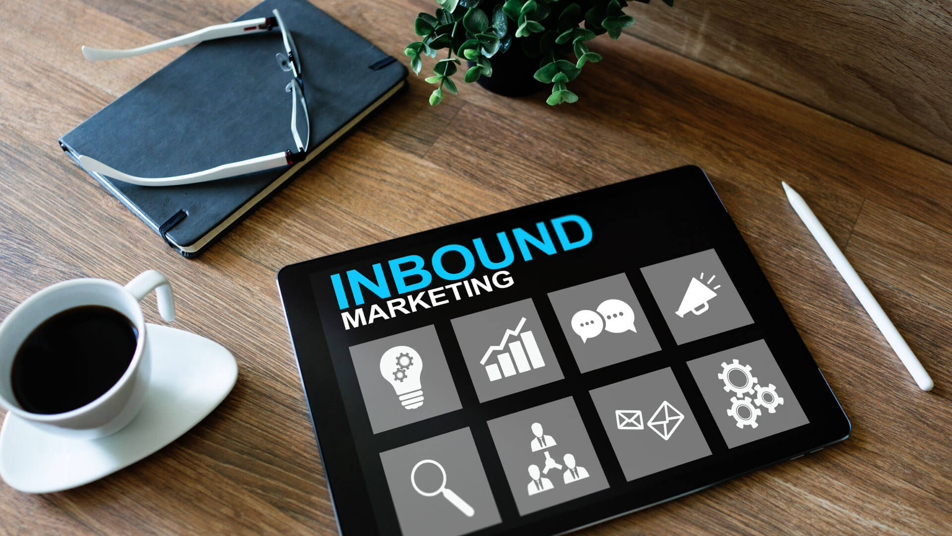 4 elementos clave de la metodología del inbound marketing