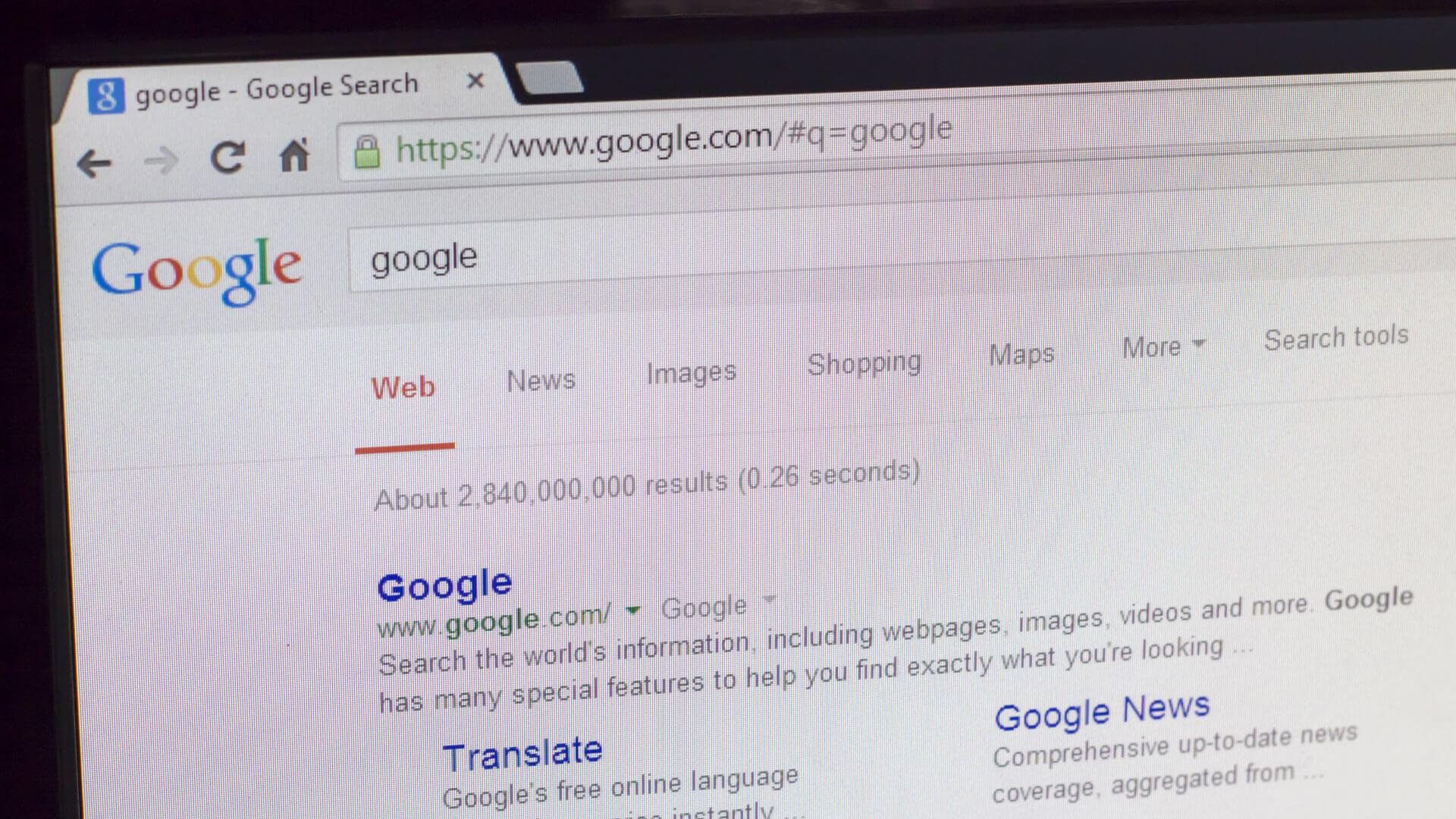 ¿Cómo colocar su negocio en la primera página de Google?