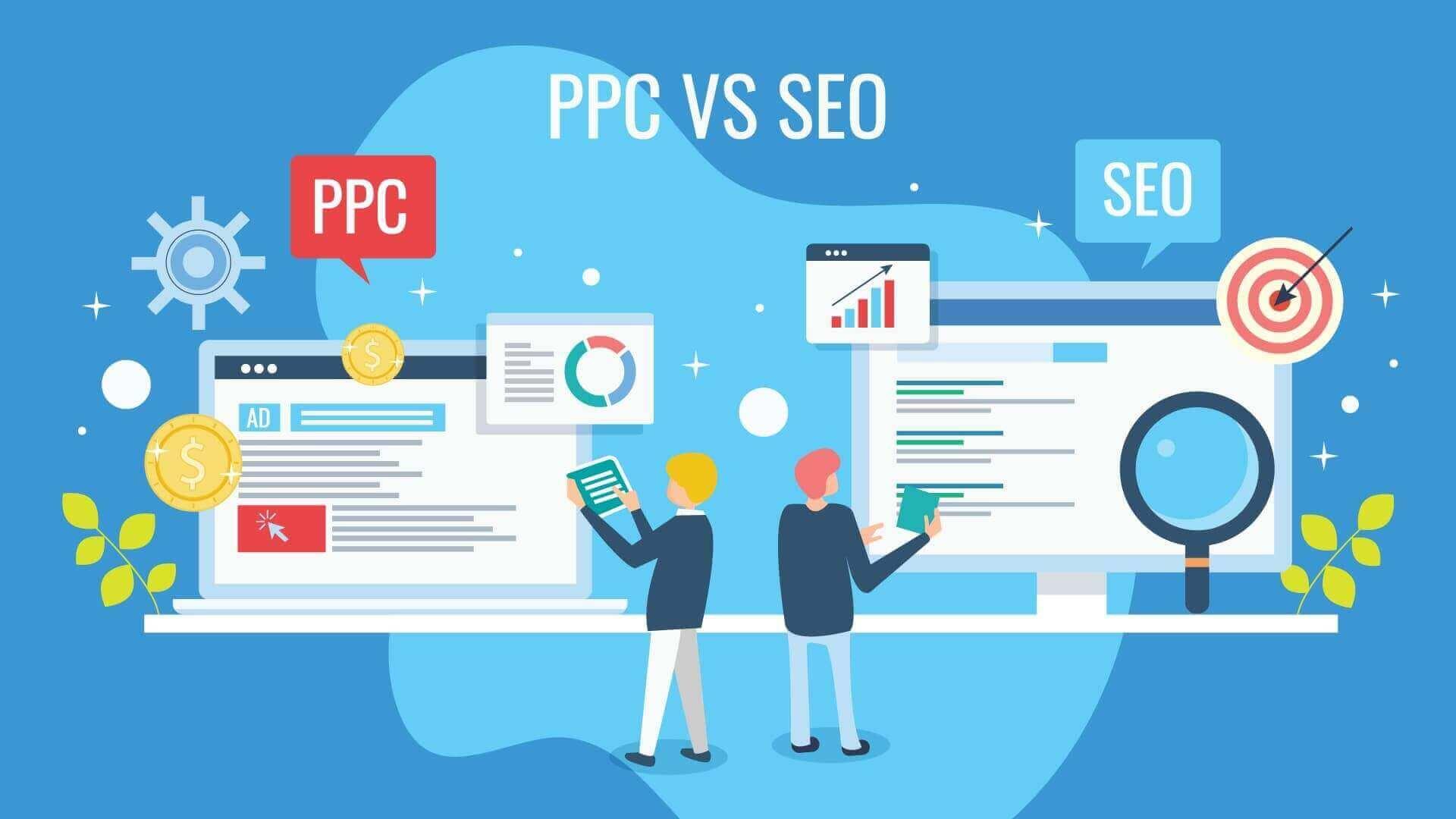 SEO vs PPC que es lo correcto para su negocio