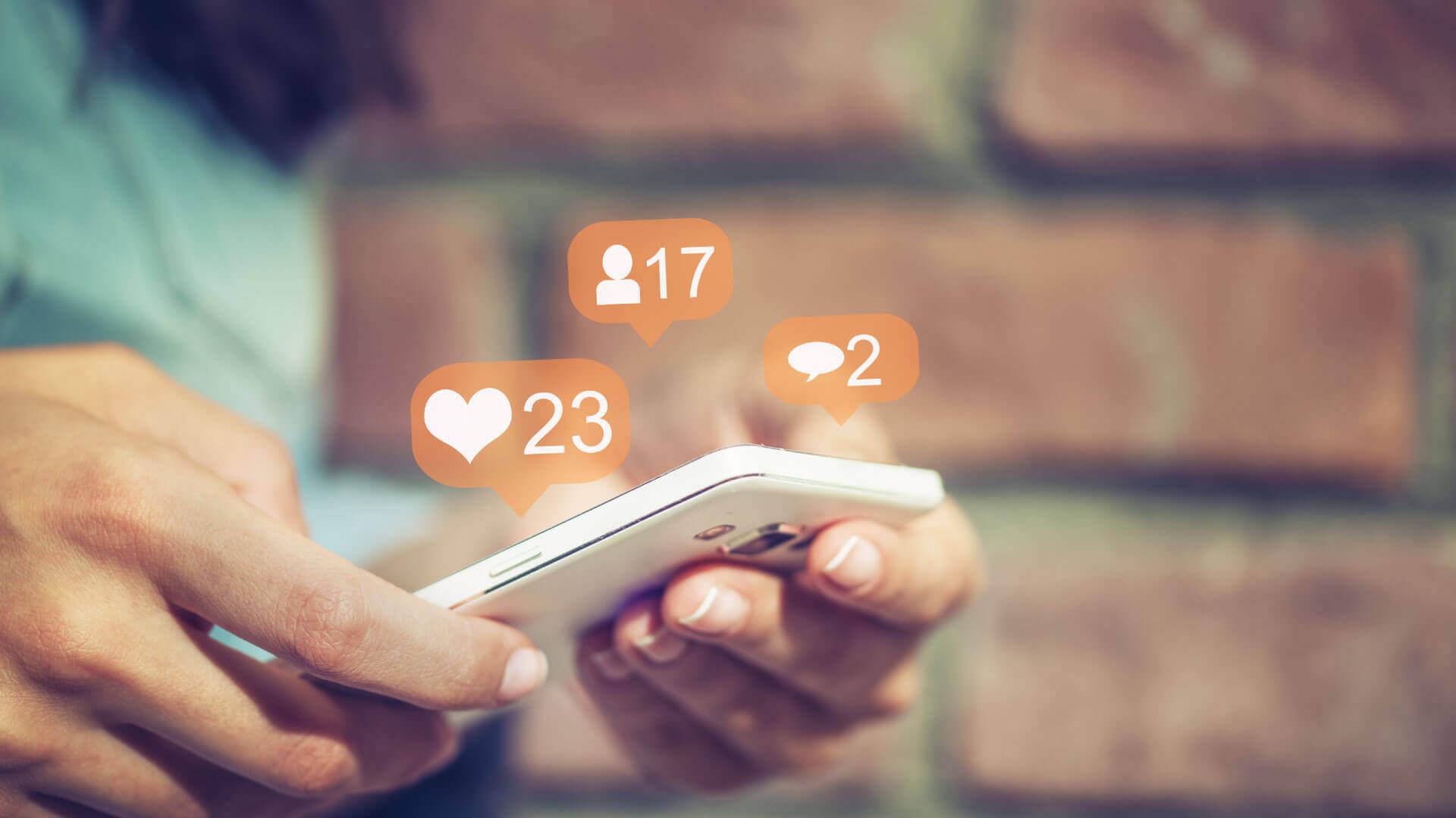 ¿Su presencia en línea es móvil?