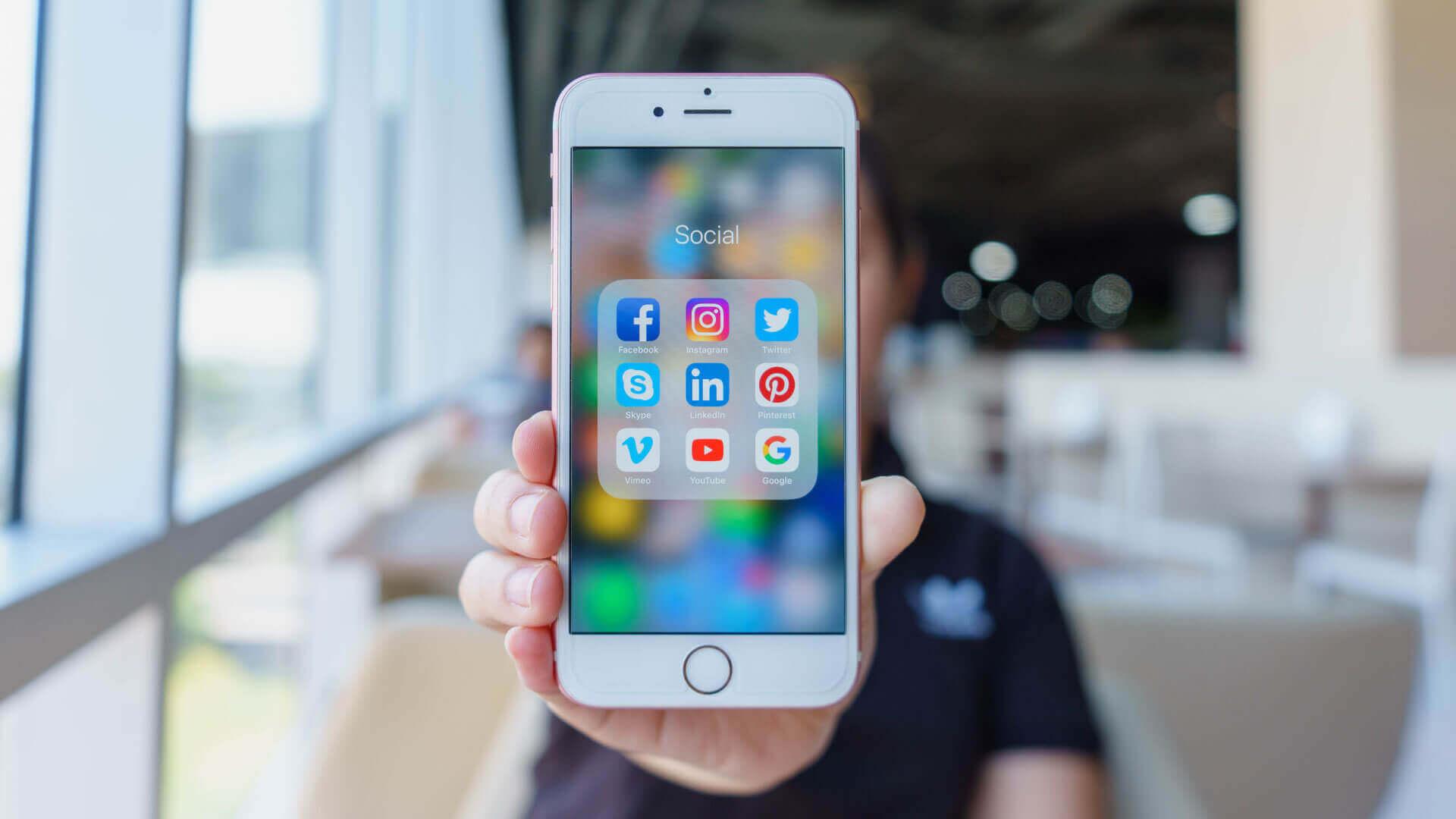 Uso de Redes Sociales como estrategia de Marketing Digital