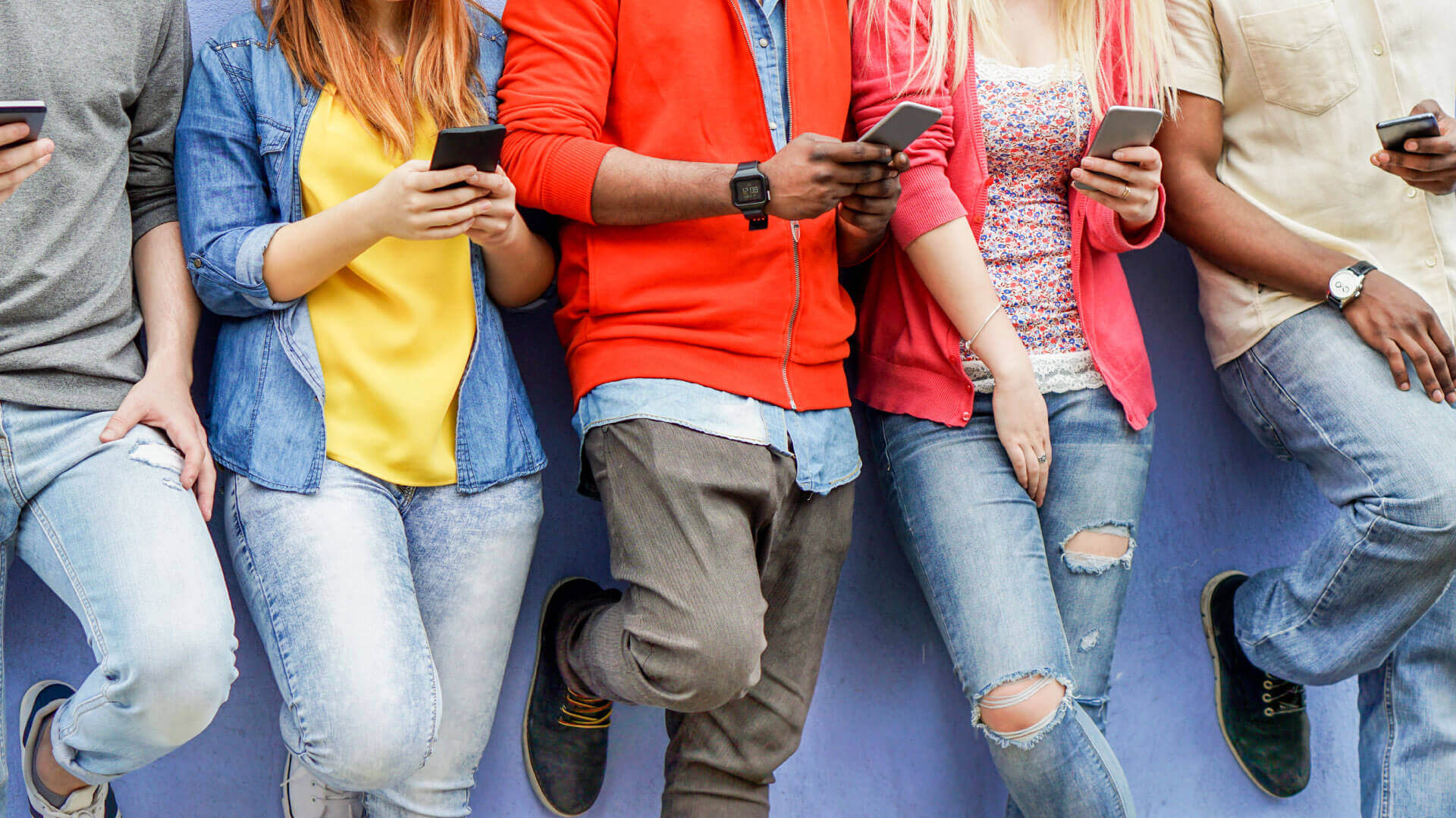 Uso de redes sociales como parte de su estrategia de marketing digital